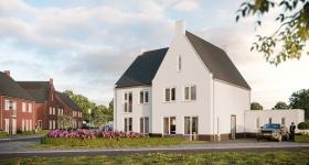 Start inschrijven presale woningen Janssen de Jong