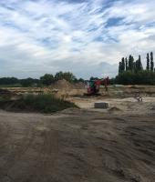 Voortgang bouwrijp maken De Bulders