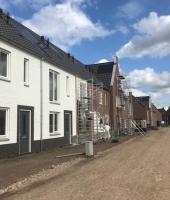 Begin oktober meer woningen in aanbouw